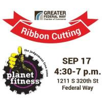 Grand Re-Opening & Ribbon Cutting: Planet Fitness