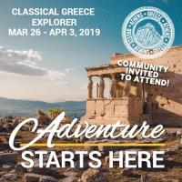 Greece: Travel Info Session