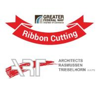 Ribbon Cutting: Architects Rasmussen Triebelhorn
