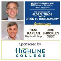 Membership Luncheon Meeting: The Importance of Global Trade and the Supply Chain to Our Economy