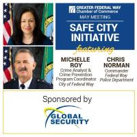 Membership Luncheon: Safe City Initiative