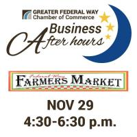 Business After Hours: Candy Cane Lane Holiday Gift Bazaar w/ FW Farmers Market