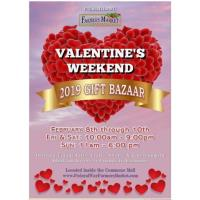 Valentine's Weekend 2019 Gift Bazaar