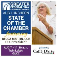 State of the Chamber: Membership Luncheon & Meeting