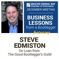 Luncheon: Business Lessons from a Bootlegger