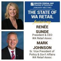 Membership Luncheon & Meeting: WA Retail Assoc.
