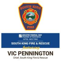 Membership Luncheon: South King Fire & Rescue-Postponed