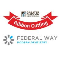 Ribbon Cutting:  Federal Way Modern Dentistry