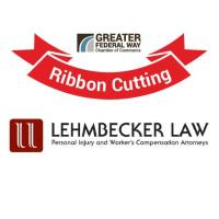 Ribbon Cutting/Grand Opening: Lehmbecker Law Firm
