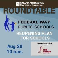 Roundtable: Reopening Plan for Schools