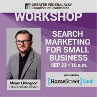 Search Marketing for Small Business