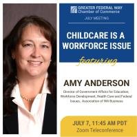 Childcare is a Workforce Issue
