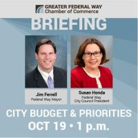 Briefing: City Budget & Priorities