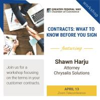 Contracts: What to Know Before You Sign