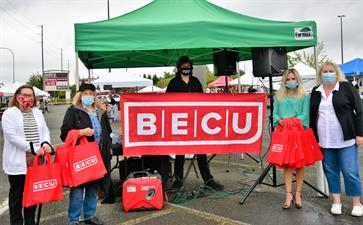 BECU - The Crossings