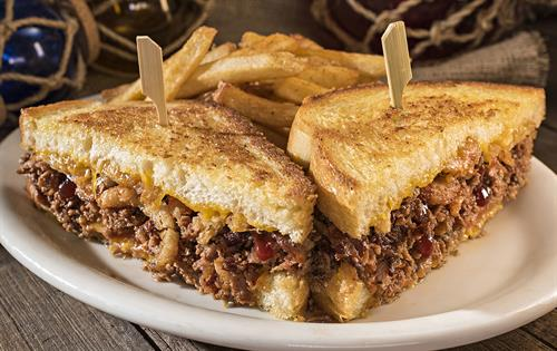 Dixieland Steak Melt