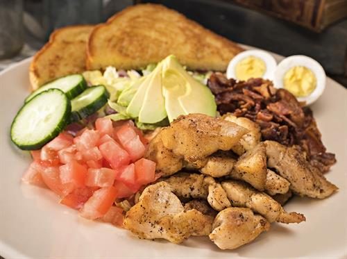 Huck's Chicken Salad
