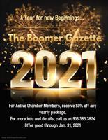 The Boomer Gazette - Sacramento