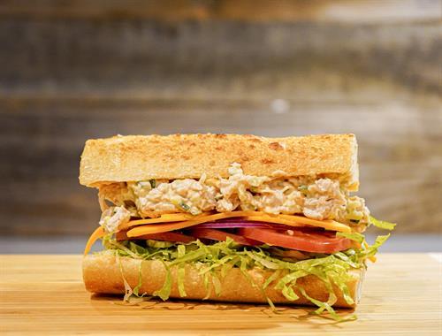 Tuna Salad Sandwich!