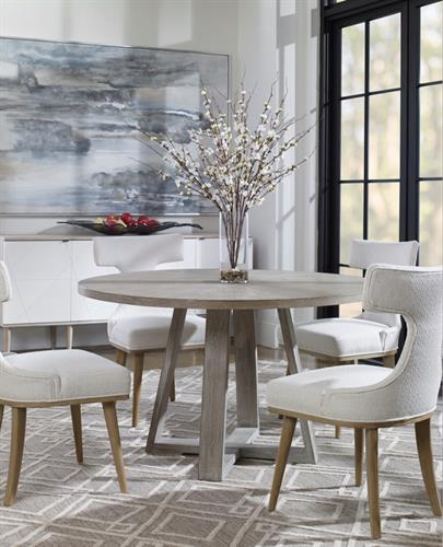 Model Home Style Dining