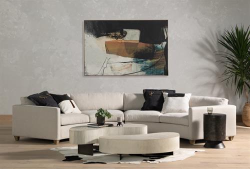 Opulent Living Room Furnishings