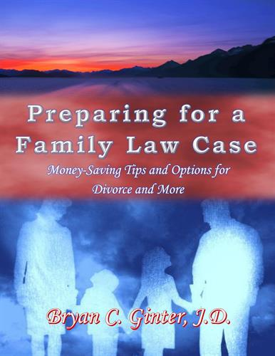 Preparing for a Family Law Case Book