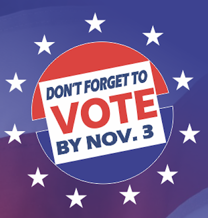 Image for Election Information and Voter Guide for November 3rd (updated on 10/29/2020)