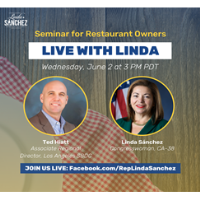 Live with Linda: Seminar for Restaurant Owners