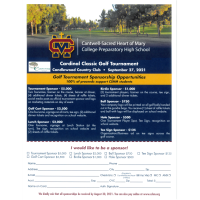 Cardinal Classic Golf Tournament