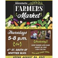 City of Montebello Farmers Market