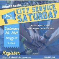 City Service Saturday