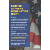 Service Academy Information Night