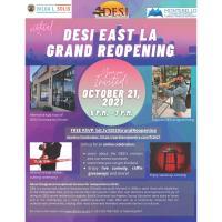 DESI Grand Re-opening