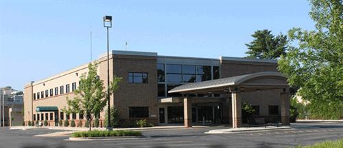 Big Rapids location - SH Medical Arts Bldg