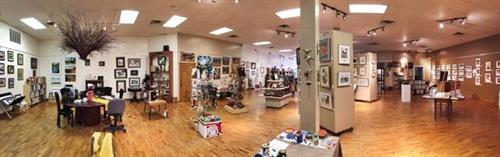 The Painted Turtle Gift Shop & Art Gallery