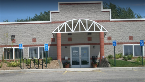 The Michigan Works! West Central Big Rapids Service Center is located at 14330 Northland Drive in Big Rapids.