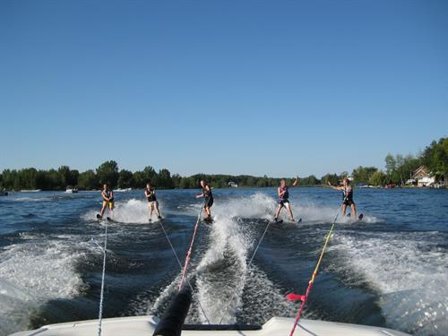 Fun on our Lakes!