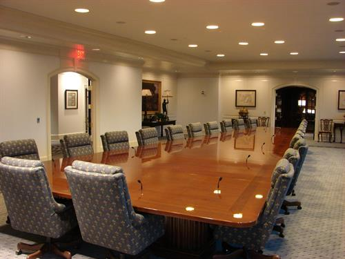 First Citizens Bank Board Room