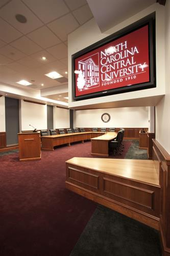 NCCU Jones Board Room