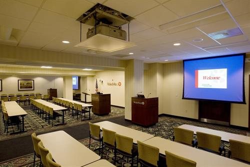 WakeMed Heart Center Conference Room