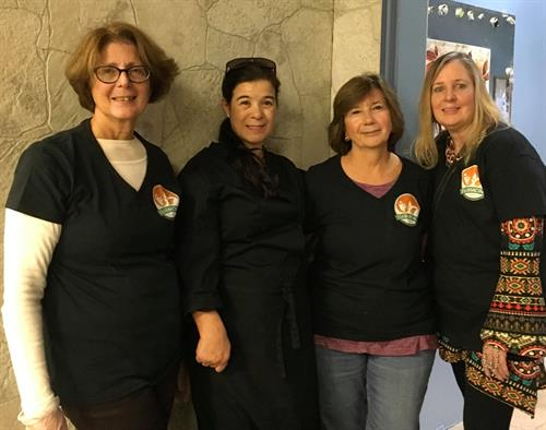 Harmony Cafe's Volunteers