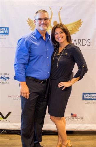 Steve and Rhonda Klch