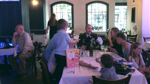 Annual Veterans fundraiser