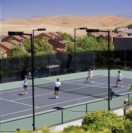 Tennis at ClubSport San Ramon