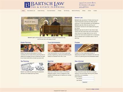 Bartsch Law, Livermore