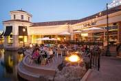Waterfront Patio; Semi-private, outdoor. Seated events for up to 75 guests, reception style events for up to 125 guests