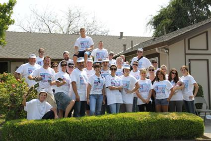 2014 Service Day - REACH Special Adults of the Tri-Valley