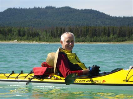 Kayaking in Canada (2011)