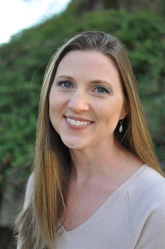 Stephanie McNaughton, Marketing Director