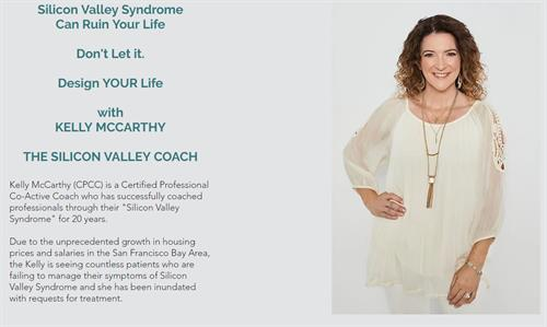 The Silicon Valley Coach - Kelly McCarthy, CPCC